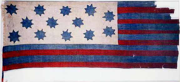The Guilford Courthouse Flag