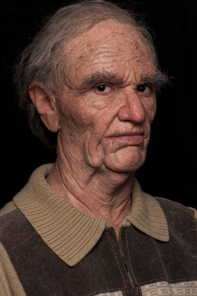 ... danielle ruth wow fx gallery prosthetics young man old man transformation aging special effects makeup old age ...