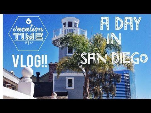 Una passeggiata a San Diego della youtuber msbunbury