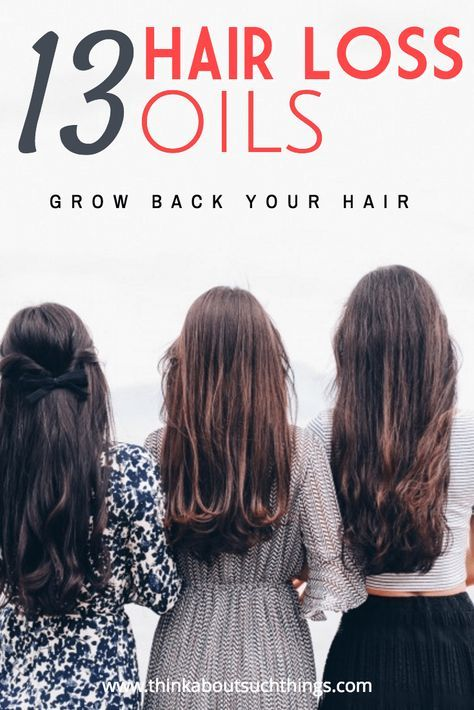 Hair Loss oils