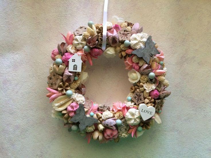 #wreath #spring #decor