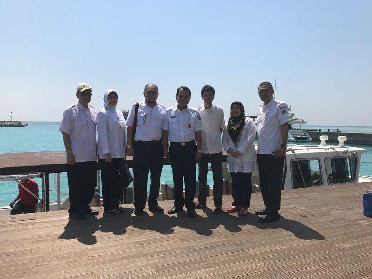 Peninjauan PBB Pulau Tengah