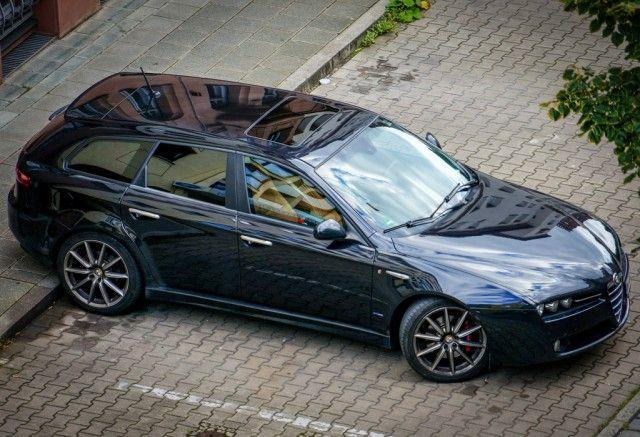 Our Alfa in Nuremberg Alfa Romeo 159 Sportwagon Turismo Ti