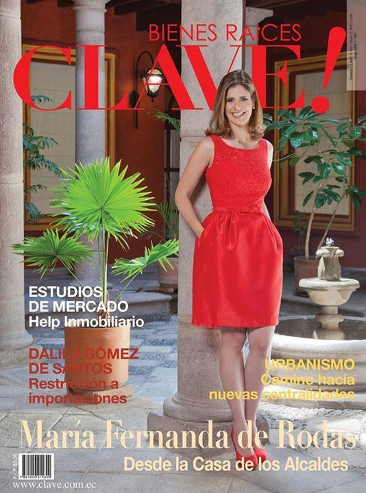 Ed. 50  Portada: María Fernanda de Rodas, Desde la casa de los Alcaldes  Fotografía: Chris Falcony  Producción: Irene Ycaza