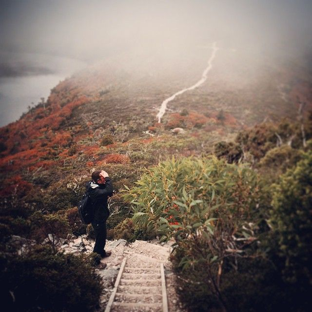 Up in the clouds at Cradle Mountain via http://buff.ly/1Ozzohv?utm_content=buffer7c04f&utm_medium=social&utm_source=pinterest.com&utm_campaign=buffer #tasmania #cradlemountain