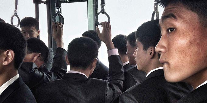 Η Βόρεια Κορέα σε 22 «σκοτεινές» φωτογραφίες