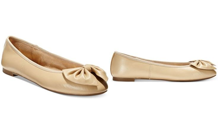 Circus by Sam Edelman Ciera Bow Ballet Flats - Sale & Clearance - Shoes - Macy's