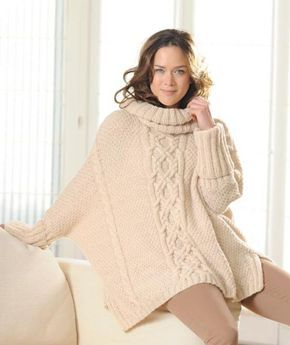 Perfect Poncho Sweater   Love The Shape Amazing Ideas