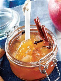 Elma reçeli.Apple jam