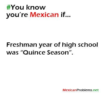 Mexicans Know #9425 - Mexican Problems