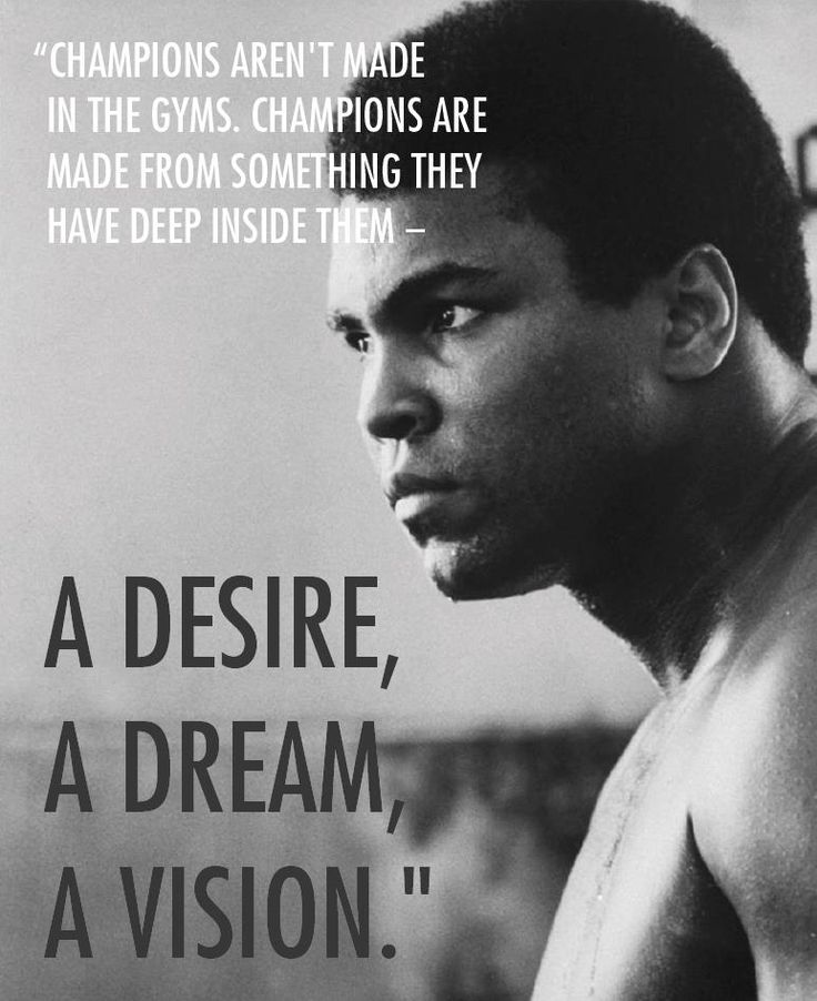 Muhammad Ali Top 10 Quotes: 52 Best Images About Muhammad Ali On Pinterest