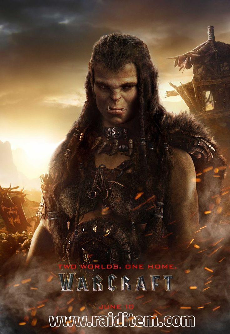 #Warcraft Movie:A Draka Poster Released at Pax East 2016 - Raiditem.com