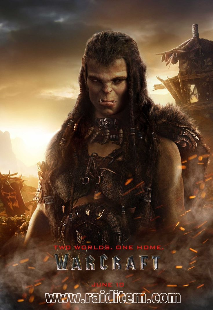 #Warcraft Movie:A Draka Poster Released at Pax East 2016 - Raiditem.com