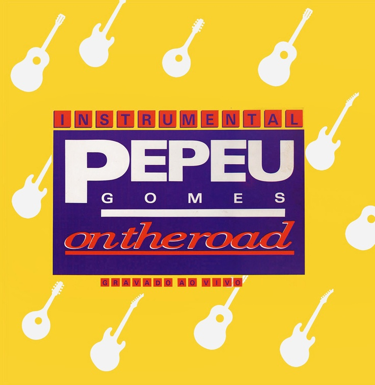 Pepeu Gomes - On The Road (u)