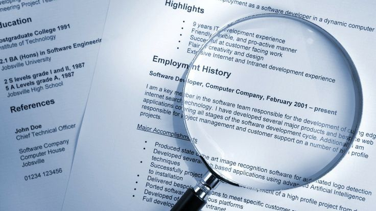 50 best Resume Advice images on Pinterest Resume tips, Resume