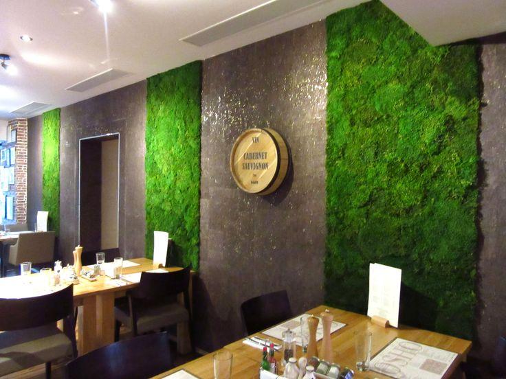 Green Walls @ OSHO Primaverii