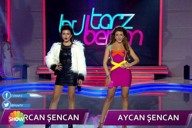 Bu Tarz Benim Aycan Nurcan Şencan | Televizyonda Ne Var ?