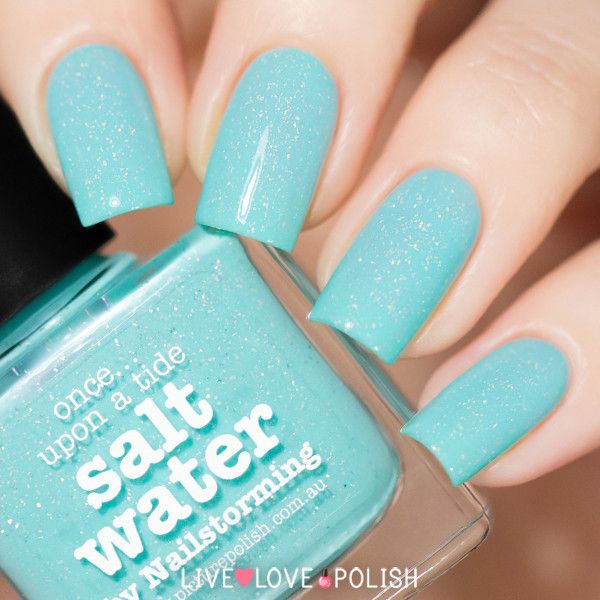 Picture Polish Salt Water Nail Polish (PRE-ORDER SHIP DATE 06/22/16)