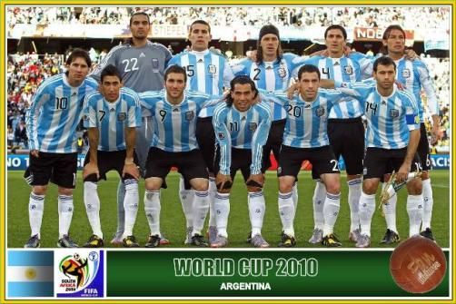 2010 Argentina