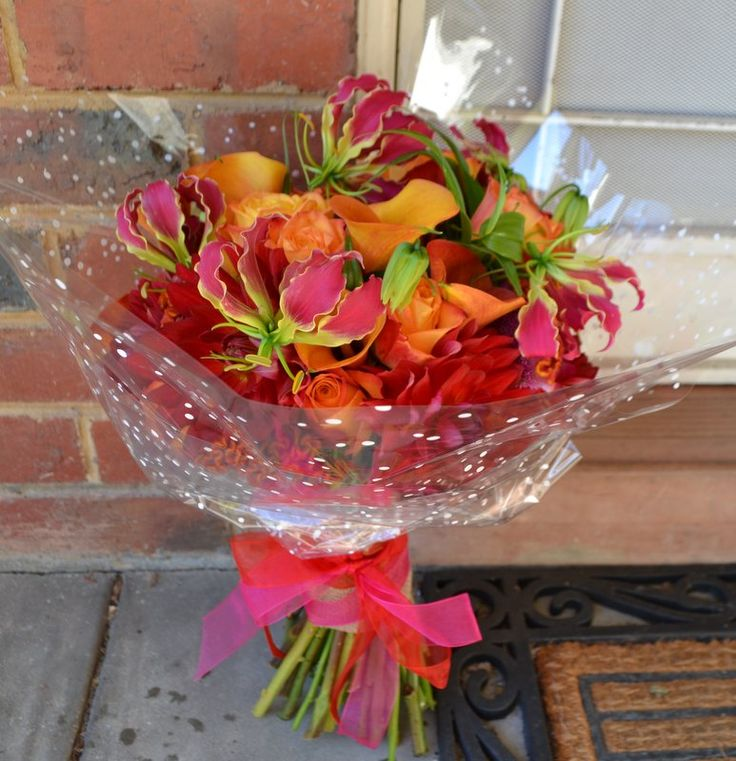 Bright Beautiful Bouquets delivered to your Special Someone.