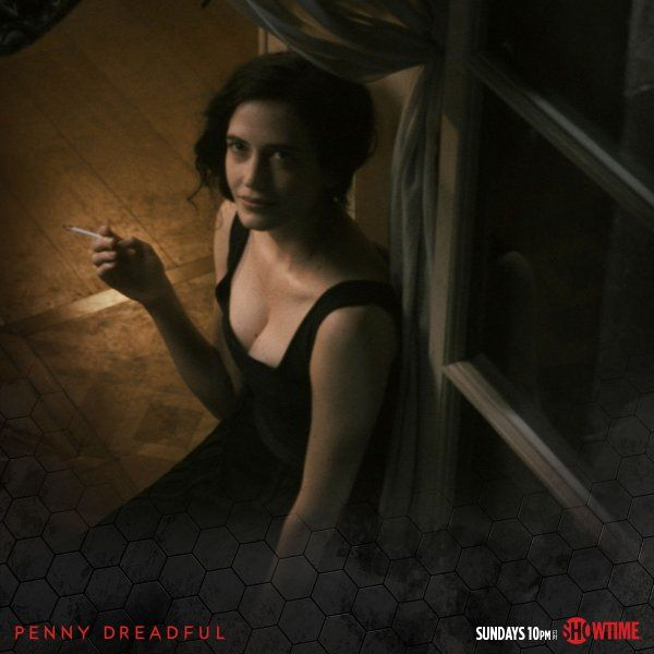 Let all be well, Vanessa.   #BreakTheCycle #PennyDreadful