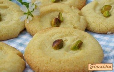 Keksz Blog: Pisztáciás vajas süti