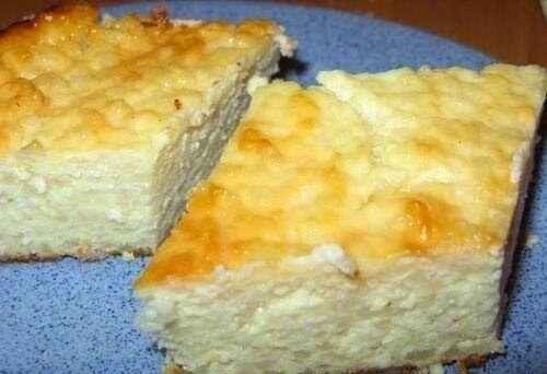 Шустрый повар.: Творожная запеканка с рисом