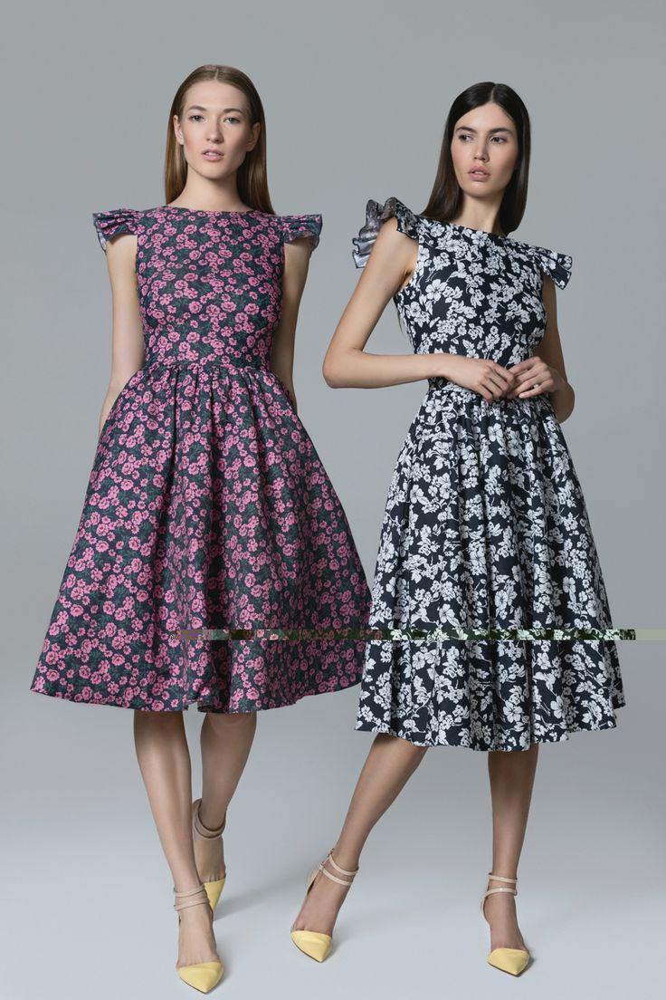 Платье «Кэнди» принт розовые цветы, Платье «Кэнди» принт белые цветы, Цена — 27 990 рублей