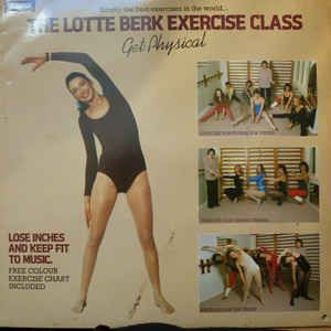 Sally Thomsett - The Lotte Berk Exercise Class - Get Physical! (Vinyl, LP) at Discogs