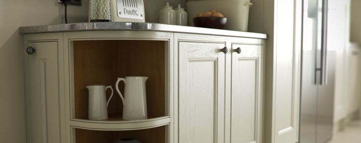 Tetbury painted inframe kitchen from Units Online