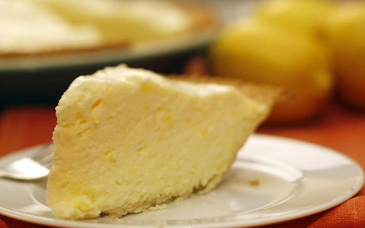 When it comes to Thanksgiving dessert, it's all about the pie. This is one holiday that's not complete without the pumpkin pie, or pecan, or perhaps even the apple or cherry. But if you're looking for something just a little lighter, with a nice tang from fresh lemon juice and zest, give this lemon chiffon pie a test run after the big dinner. It's simple to make — combine a quick-cooked egg custard with beaten egg whites, whipped cream and gelatin. And it comes together quickly. Chill until…