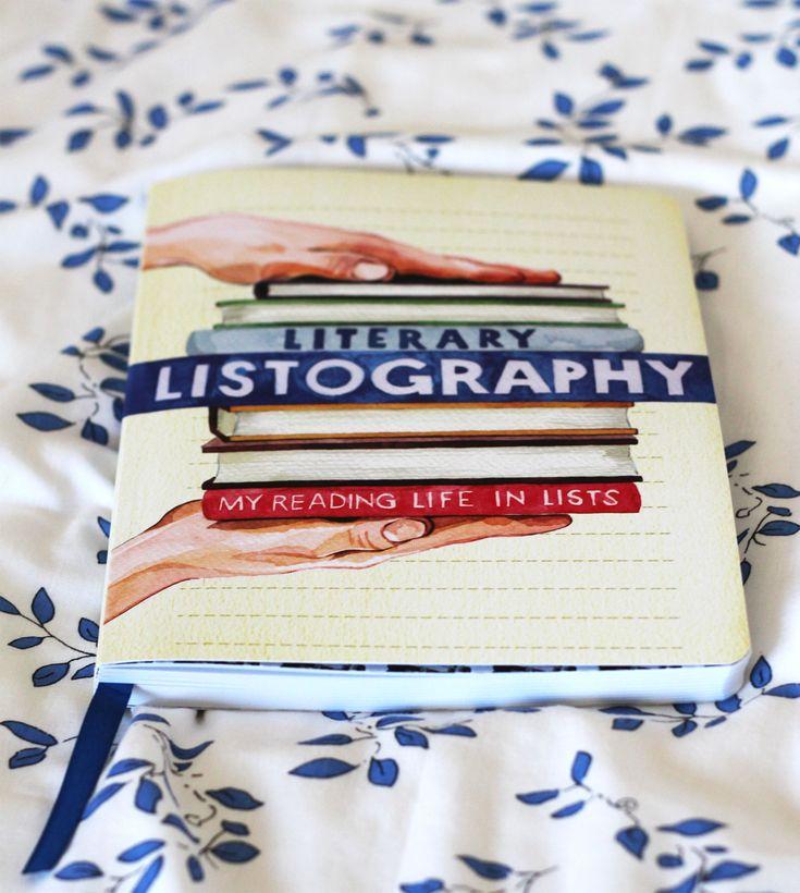 Listagyártást van, aki nagyüzemben műveli. Ehhez vannak könyvek, jegyzetfüzetek is, mint például az Életem olvasmányok szerint.
