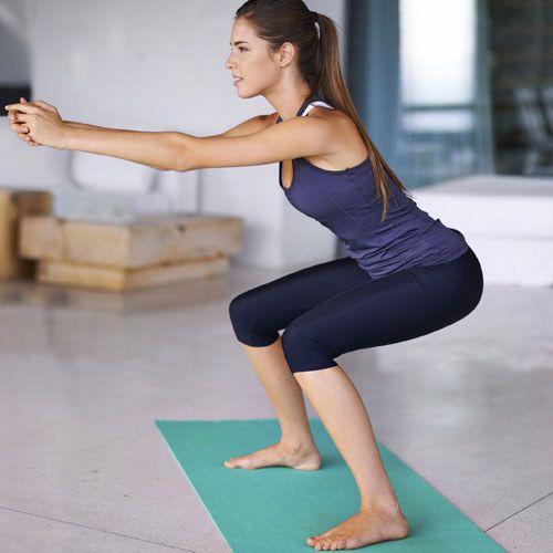 Genialer Trainingsplan für zu Hause: So bleibst du fit