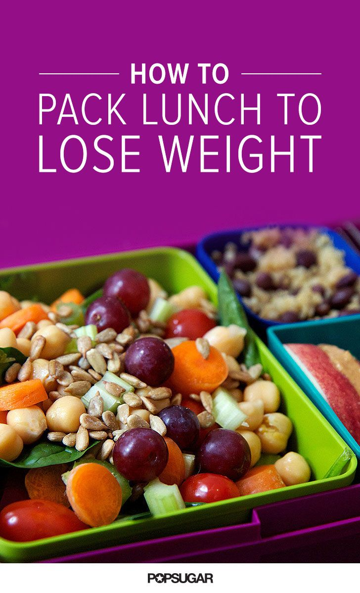 Follow these 3 tips when packing lunch to ensure you lose weight.