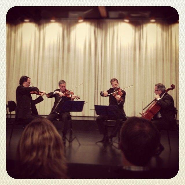 #quartettodivenezia #smks #odense #masterclass www.thisisodense.dk/2038/quartetto-di-venezia-masterclass-koncert