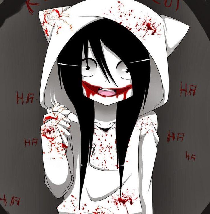 Anime Creepypasta Killer anime  creepypasta