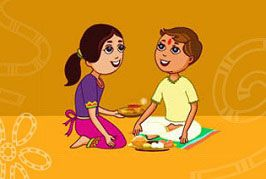 Bhaiya Dooj is another precious festival that recognizes the bond between a brother and a sister. On this day, sisters do a tika ceremony and pray for the long lives of their brothers. The brothers appreciate the sisters' efforts by offering her some gifts. To know more visit kamiyasindoor