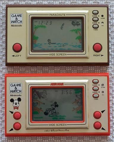 Game Watch - I had one of these!