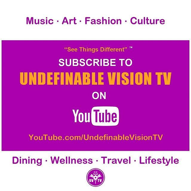 Reposting @undefinablevision: Don't forget to subscribe to Undefinable Vision #TV 📺 on YouTube today for exclusive new videos and episode highlights ▶ http://youtube.com/UndefinableVisionTV 👀 #SeeThingsDifferent with #UndefinableVision 📷 🎬  undefinablevision.com  #uvtv #entertainment #news #music #media #press #events #interviews #concerts #tours #newreleases #models #fashion #art #lifestyle #blogger #nyc #entertainmentblogger #tech #reporter #influencer #travel #food #nightlife…