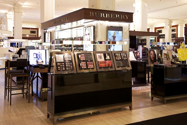 Behind the Beauty Counter with Saks & Burberry. Read more