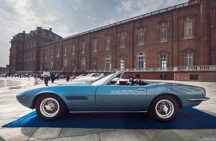 This is Italy's Oldest Concours - Photography by Federico Bajetti