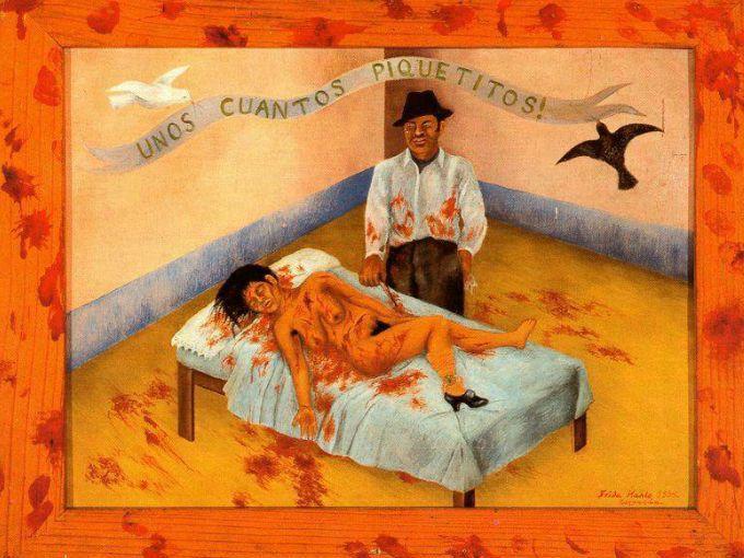 El verdadero significado de estas obras de Frida Kahlo | ActitudFem