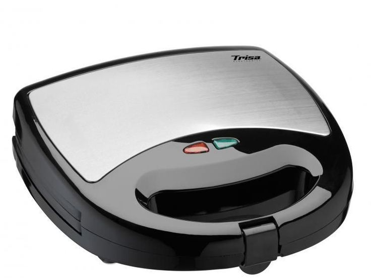 Trisa Sandwich Toaster 4-800W Electric Small Kitchen Appliances