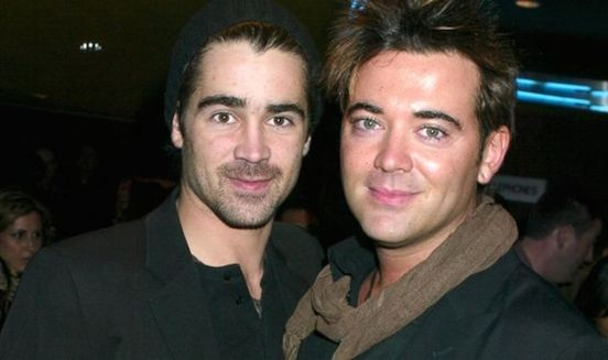 Colin Farrell Will Be The Best Man At His Brother's Wedding Who Happens To Be Gay - #celebrities #news #fight #love #cause #gay #lgbt #colin #farrell #eamon #steven #mannion #brother #wedding #best #man #castle