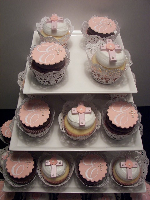 16 best images about communion cupcakes cookies and. Black Bedroom Furniture Sets. Home Design Ideas