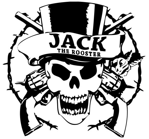 Jack the Rooster -logo