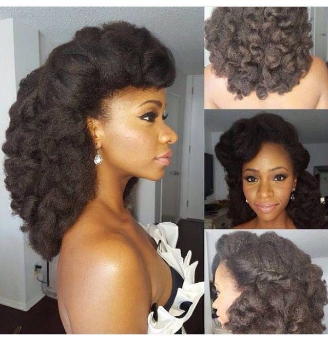 Natural Wedding Hairstyles: 25+ Best Ideas About Natural Hairstyles For Weddings On
