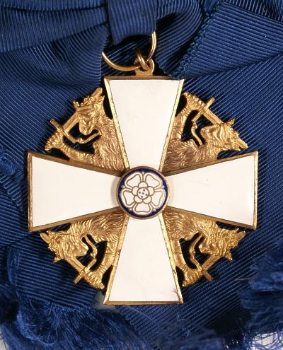 Finland Order of White Rose Grand Cross Sash Badge and sash