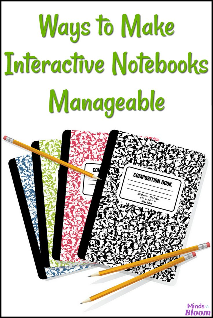 Interactive notebooks are a hot trend in education right now, but they can be a hassle. Our guest blogger shares a few tips on ways to make interactive notebooks manageable, so click through to read all of her suggestions.