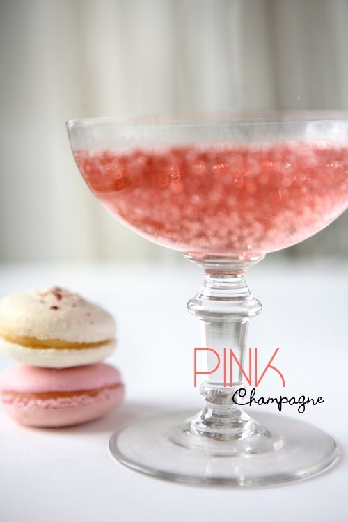pink champagne: Health Food, Pink Champagne, Valentine Day Idea, Pink Drinks, Homemade Gifts, Valentines Day, Food Diaries, Valentine Day Gifts, Gifts Idea